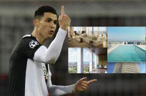 Cristiano Ronaldo Foto AP