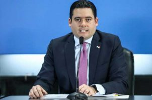El vicepresidente presidió la conferencia de prensa que dio a conocer los resultados del Consejo de Gabinete. Adiel Bonilla