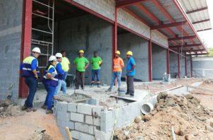 Unos 8 accidentes fatales se registraron en el sector construcción.