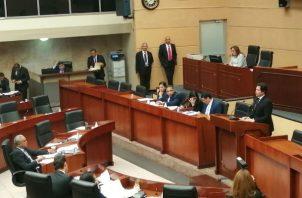 El pasado mes de noviembre el MEF presentó ante el pleno de la Asamblea una modificación del artículo 288-J de la Ley 70 de 31 de enero de 2019. Foto/Cortesía