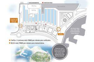 En la calzada de Amador aún existen estacionamientos públicos disponibles para todos los visitantes.