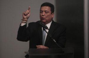 Eduardo Ulloa fue ratificado de manera unánime por el pleno de la Asamblea Nacional. ARCHIVO