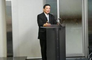 El procurador general de la Nación designado Eduardo Ulloa.