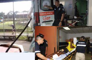 Un día después de la masacre en La Joyita se contabilizan 15 víctimas. Foto: Panamá América.