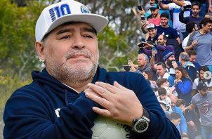 Maradona se sinceró.