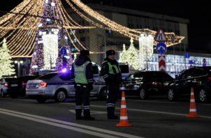 Según otros medios, varias personas habrían muerto en el ataque, entre ellos asaltantes y agentes de los servicios de seguridad. FOTO/AP