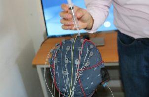 Diseño y construcción del prototipo. Foto: Cortesía