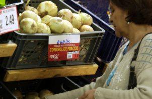 El Control de Precio aumentó la distorsión del costo de los productos en el mercado. Foto/Archivo