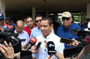 Carlos Romero tomó posesión del cargo en julio pasado. Foto: Panamá América.