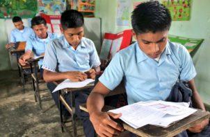 Sólo se podrán inscribir estudiantes con hasta tres materias reprobadas.