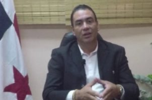 El alcalde de Tierras Altas, Javier Pittí, también fue querellado.