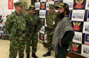 Dos comerciantes que habían sido secuestrados por la guerrilla del Ejército de Liberación Nacional (ELN) en los departamentos de Antioquia y Chocó, en el oeste de Colombia, fueron liberados en la víspera de la Navidad, informaron este miércoles las autoridades. FOTO/EFE