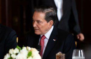 El presidente Laurentino Cortizo enviará la resolución a la Asamblea Nacional para pedir el retiro de las reformas constitucionales. Foto: Panamá América.