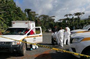 no hay detenciones por estos tres casos de homicidio, registrados en Colinas del Sol, Bique y Vista Alegre. Foto/ Eric Montenegro