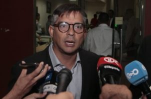 """Adolfo """"Beby"""" Valderrama fue diputado de la República en el gobierno de Juan Carlos Varela. Foto Víctor Arosemena"""