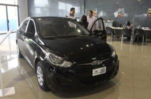 Las exportaciones automotrices cayeron 2.2%. Foto: Panamá América
