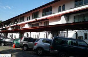El viejo edificio de las comisiones ahora es utilizado para fines administrativos del Órgano Legislativo.