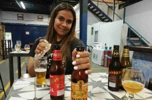 El Proceso de confección de la cerveza artesanal. Foto/Miriam Lasso