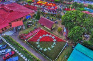 Desde el 9 de enero de 2020 hasta el 19 se llevará a cabo la Feria de las Flores y el Café, en el distrito de Boquete. Foto: Cortesía.
