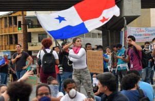El presidente Laurentino Cortizo pidió a la Asamblea Nacional que retire el último paquete de reformas debatido en ese hemiciclo. Foto: Panamá América.