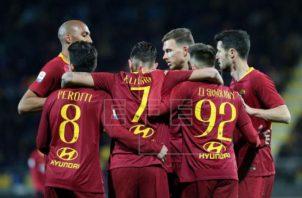 Roma ocupa la cuarta posición en la Serie A Foto EFE