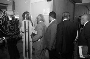 La justicia penalestá en crisis debido a los propios actores de este sistema, a la falta de una Carrera Judicial y de un adecuado presupuesto, entre otros factores. Foto: Archivo