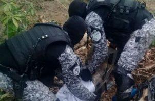 Presuntamente eran unidades de los linces debido al uniforme que vestían. Foto: Ilustrativa.