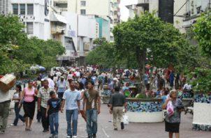 La economía panameña se encuentra en desaceleración, lo que afecta a diversos sectores productivos. Archivo