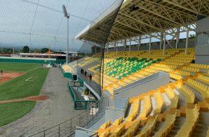 Estadio Calvin Byron de Bocas del Toro Foto Pandeportes
