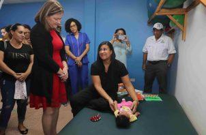 Se realizarán evaluaciones a los infantes para detectar discapacidad cognitiva o espectro autista. Foto: Cortesía