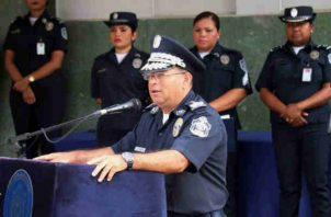 """Comisionado Jacinto """"Chinto"""" Gómez destituido de la Policía Nacional. Foto/Redes"""