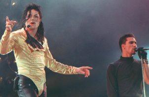 Michael Jackson. Foto: EFE
