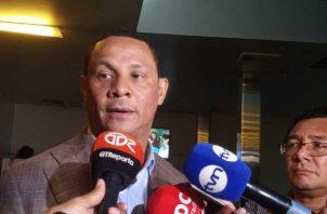 El diputado Héctor Brands fue quien propuso la iniciativa de ley. Foto: Belys Toribio
