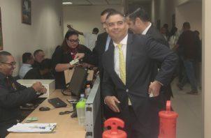"""Adolfo """"Beby"""" Valderrama fue diputado por 10 años y aspiró a la Alcaldía de Panamá. Ahora el Ministerio Público lo investiga. Víctor Arosemena."""