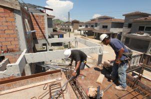 La industria de la construcción aporta al producto interno bruto (PIB) del país el 18 por ciento. Archivo