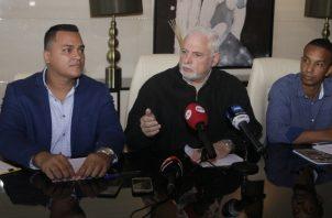 Ricardo Martinelli ha mostrado su interés de presidir nuevamente a Cambio Democrático para rescatar al partido político, según sus palabras. Archivo