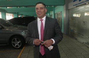 "Adolfo ""Beby"" Valderrama, exdiputado panameñista. Foto/ Víctor Arosemena"