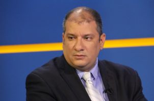 Jorge Herrera, alcalde del distrito de Aguadulce.
