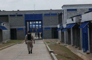 La mujer fue detenida en el Sistema Penitenciario La Nueva Joya.