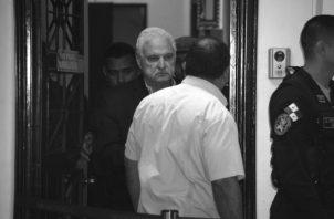 De modo que no existiendo limitación o restricción jurídica alguna para salir del país al señor Ricardo Martinelli Berrocal, nada impediría su salida del país. Foto: Archivo. Epasa.