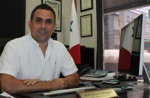"""Ricardo """"Ricky"""" Domínguez, actual representante de Bella Vista."""