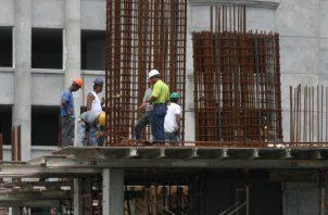 El sector construcción aporta un 18% al producto interno bruto. Archivo