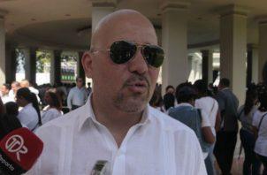 Rolando Mirones, Ministerio de Seguridad.