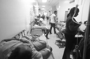 Hay gente con mucha devoción por lo que hace, pero, lamentablemente, también hay personas que trabajan en un hospital sin tener una pizca de solidaridad humana ni amor por el prójimo. Foto: Archivo. Epasa.
