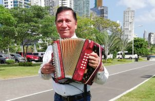 El semillero en el folclor es la garantía de sobrevivencia, afirma el reconocido músico Ormelis Cortez. Miriam Lasso