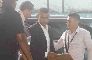 Exmayor Alex Cedeño advierte acción judicial en contra de 21 personas, entre ellos Juan Carlos Varela. Foto/Víctor Arosemena