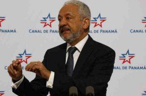 Canal de Panamá aplica medidas ante bajos niveles de lagos. Foto/Cortesía