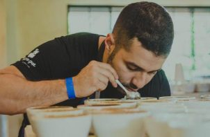 Wilford Lamastus (Lamastus Family Estates) será uno de los competidores en la categoría Café Filtrado. Foto: Cortesía