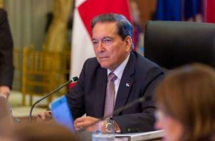 Laurentino Cortizo, presidente de la República.