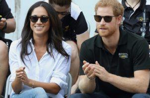 Meghan y Harry.
